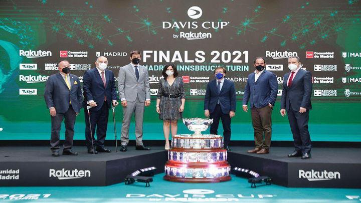 "La Copa Davis en Madrid aspira a otro ""éxito rotundo"""