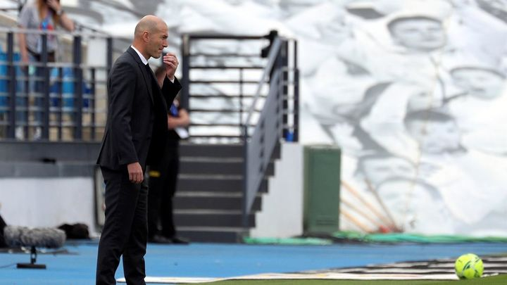 Zidane, tercer punto ¿final? en el Real Madrid