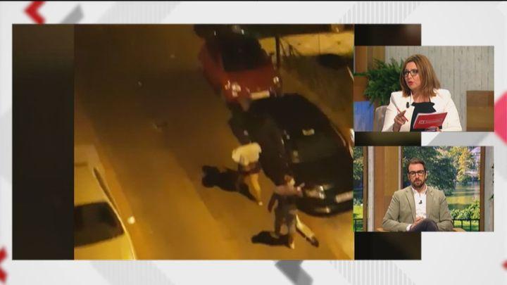 Detenido un joven por apuñalar a otro en una reyerta de bandas latinas en Alcorcón