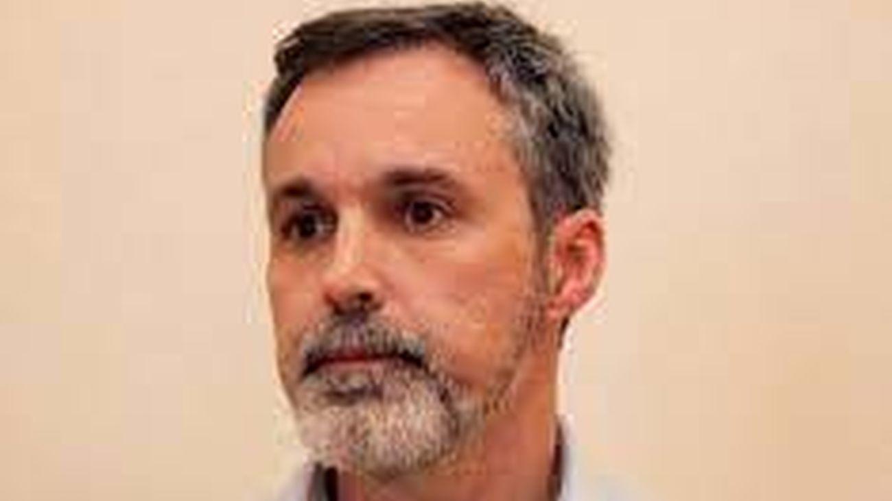 Jorge Fernández Vaquero, magistrado y portavoz nacional de la Asociación Judicial Francisco de Vitoria (AJFV)