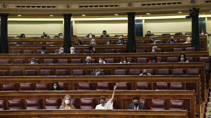 PSOE, PP, Vox y Ciudadanos rechazan incluir referéndum y amnistía en la mesa sobre Cataluña, como pide Podemos