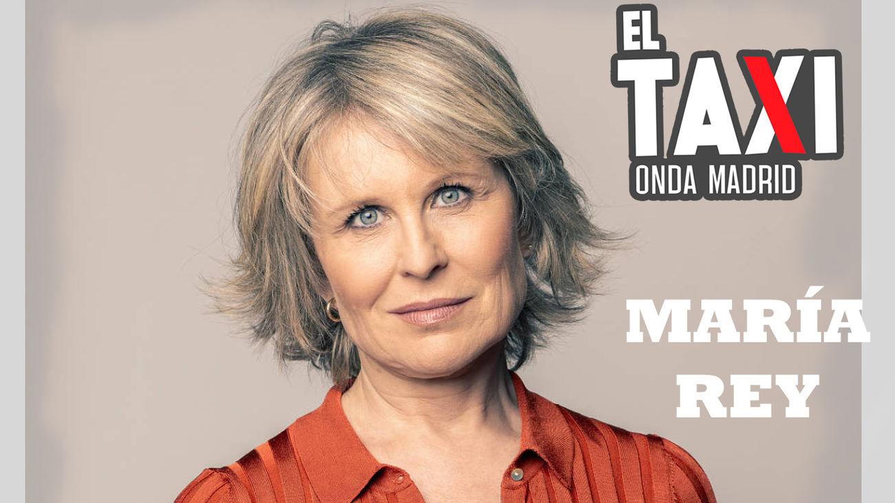 El Taxi de María Rey. Galifornia, el Congreso y 120 Minutos.
