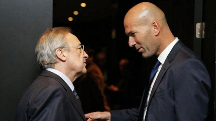 El verdadero motivo de la renuncia de Zidane