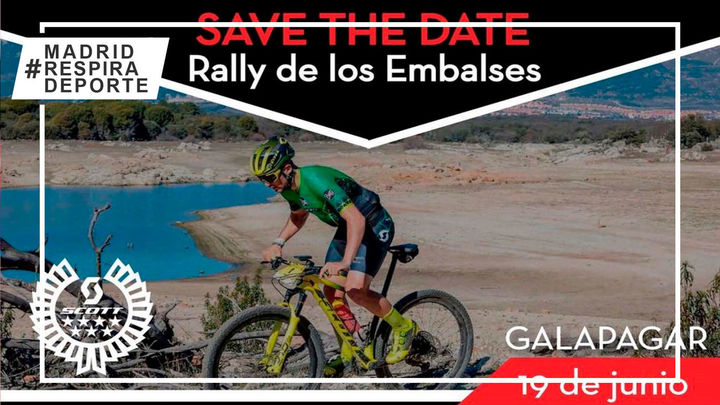 Abiertas las inscripciones para el Rally de los Embalses de Galapagar