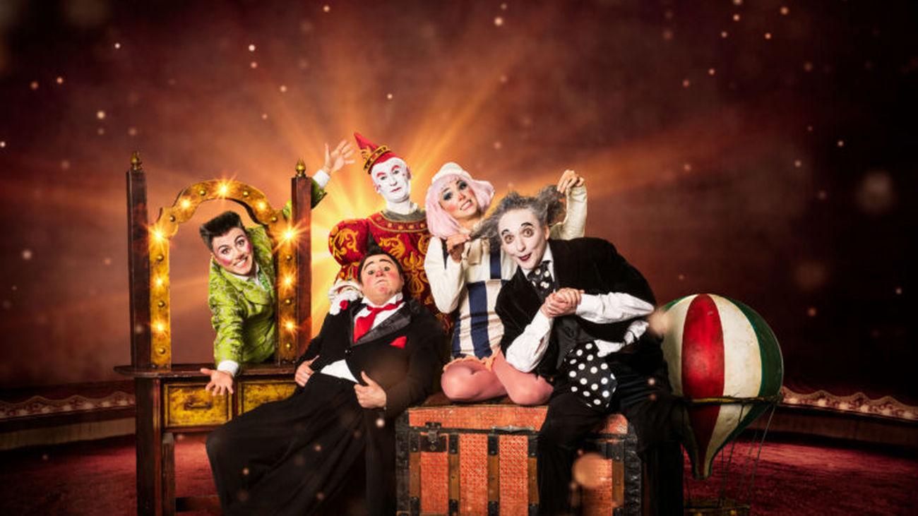 Circo, zarzuela y una reflexión sobre la enfermedad mental, en la oferta cultural del Ayuntamiento