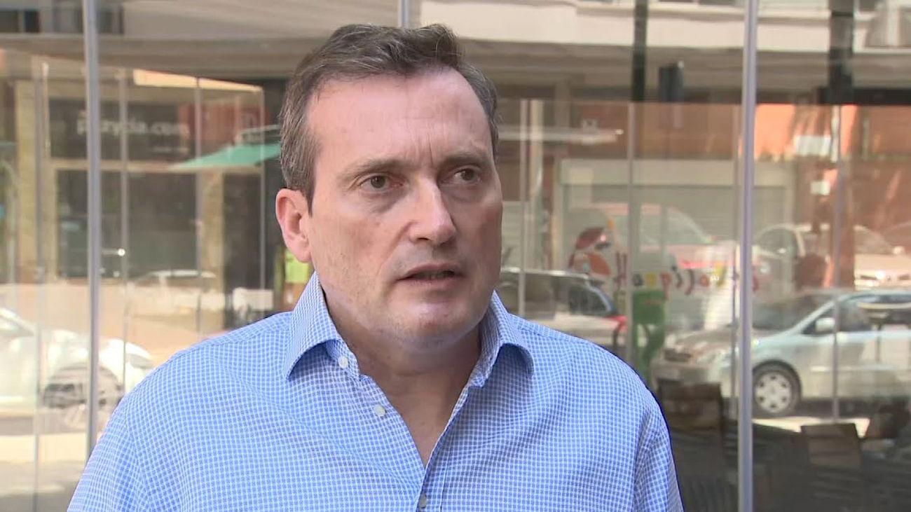 Juan José Blardony, director General de Hostelería de Madrid