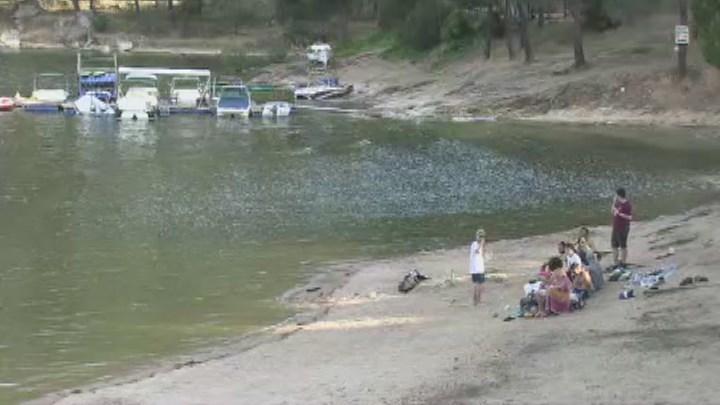 Este verano sí podremos darnos un chapuzón en el pantano de San Juan
