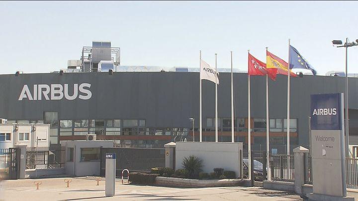 Airbus y sindicatos acuerdan extender el ERTE a sus tres plantas de España