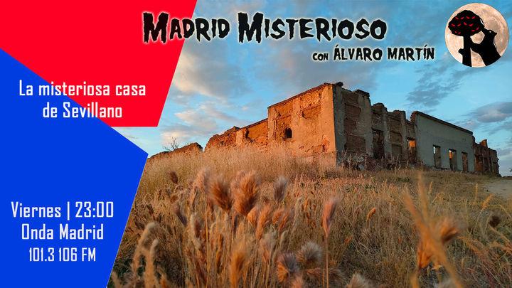 Madrid Misterioso: Los fantasmas de las ruinas 28.05.2021