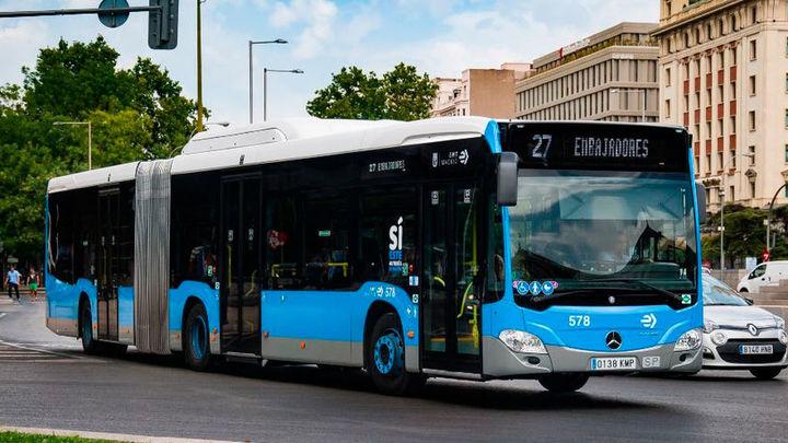 Buses de la EMT conectarán Pacífico y Sainz de Baranda en las obras de la L6 de Metro en julio