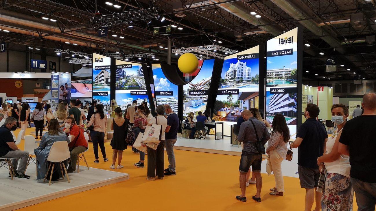 La Feria Inmobiliaria Sima es una oportunidad para pequeños inversores
