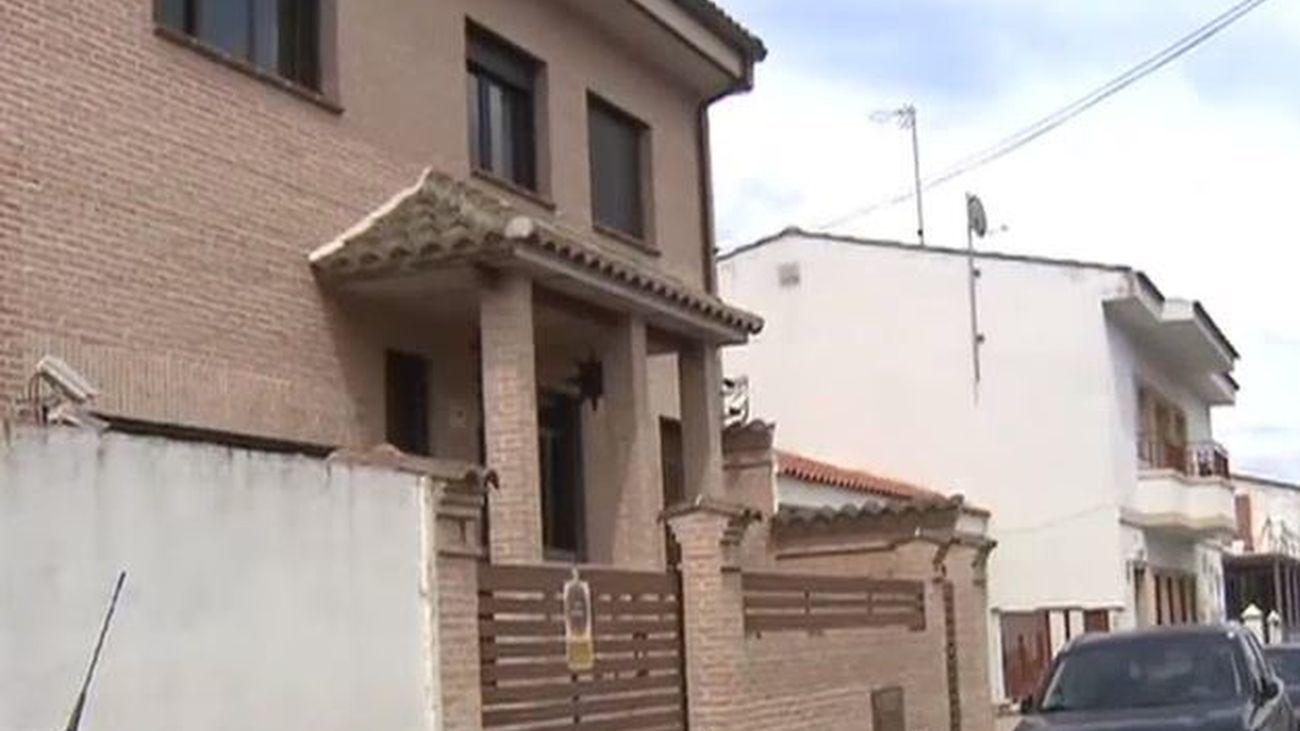 Casa de la anciana muerta en Ciempozuelos