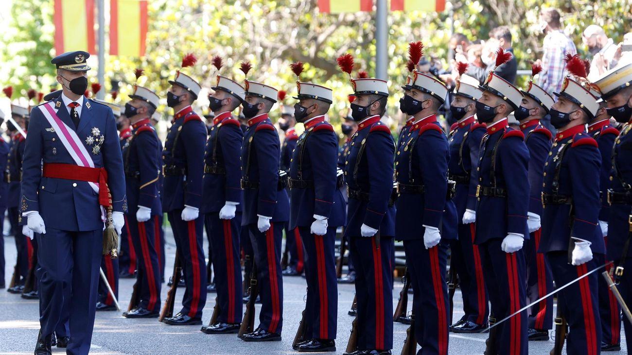Felipe VI: España avanzará unida para superar la covid como gran país que es