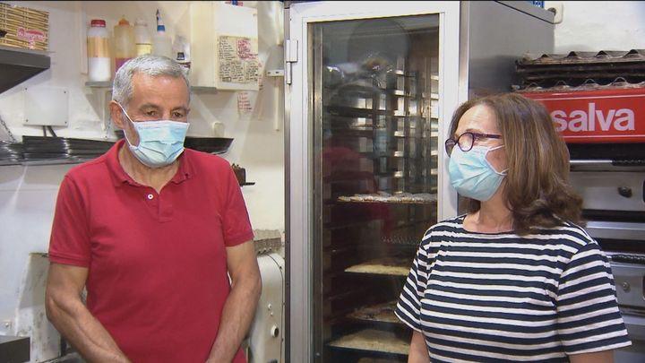 La pastelería Diadema, emblema de Malasaña, cierra después de 45 años