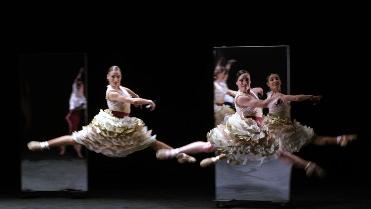 'Zarzuela en danza' unidas en el teatro Fernán Gómez