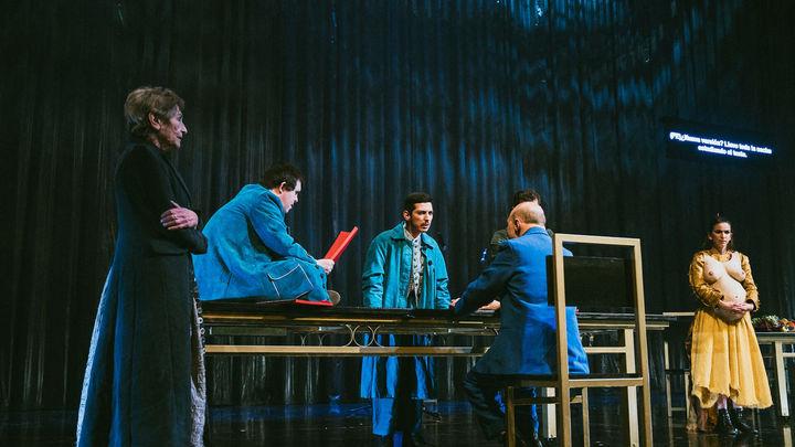 'Calígula murió. Yo no', teatro inclusivo en el CDN