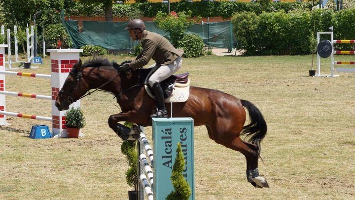 Concurso Hípico Nacional con más de 110 caballos en centro deportivo Militar Alcalá