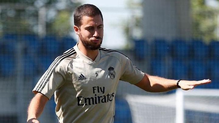 """Hazard: """"No me veo fuera del Real Madrid"""""""