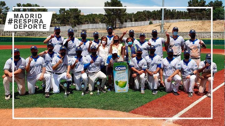 Madrid Brewers gana el torneo internacional de Moratalaz