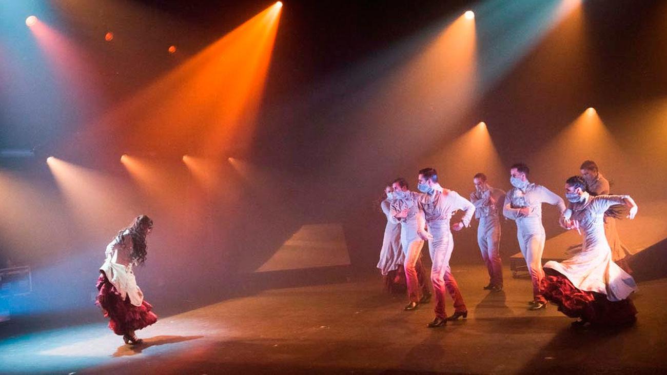 'Amores Flamencos', una oda al legado de la danza en el Teatro EDP Gran Vía