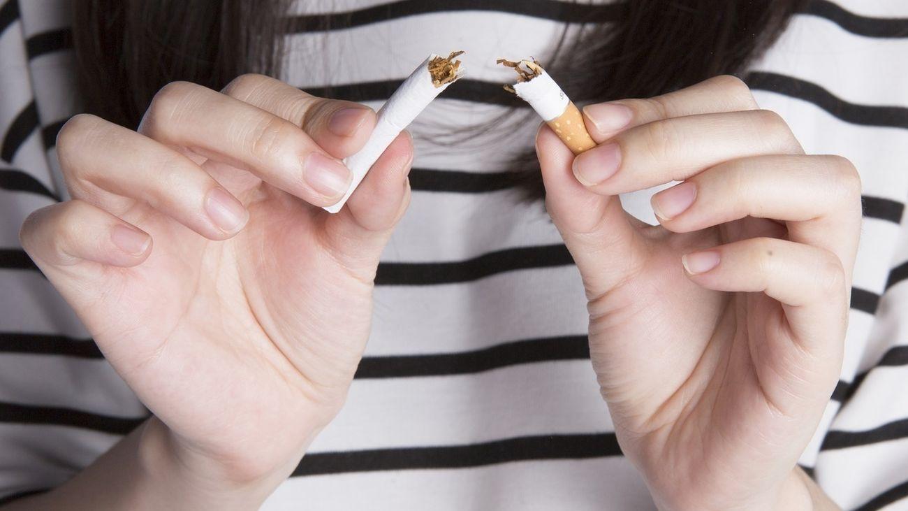 Fumar y la Covid, muy mala combinación