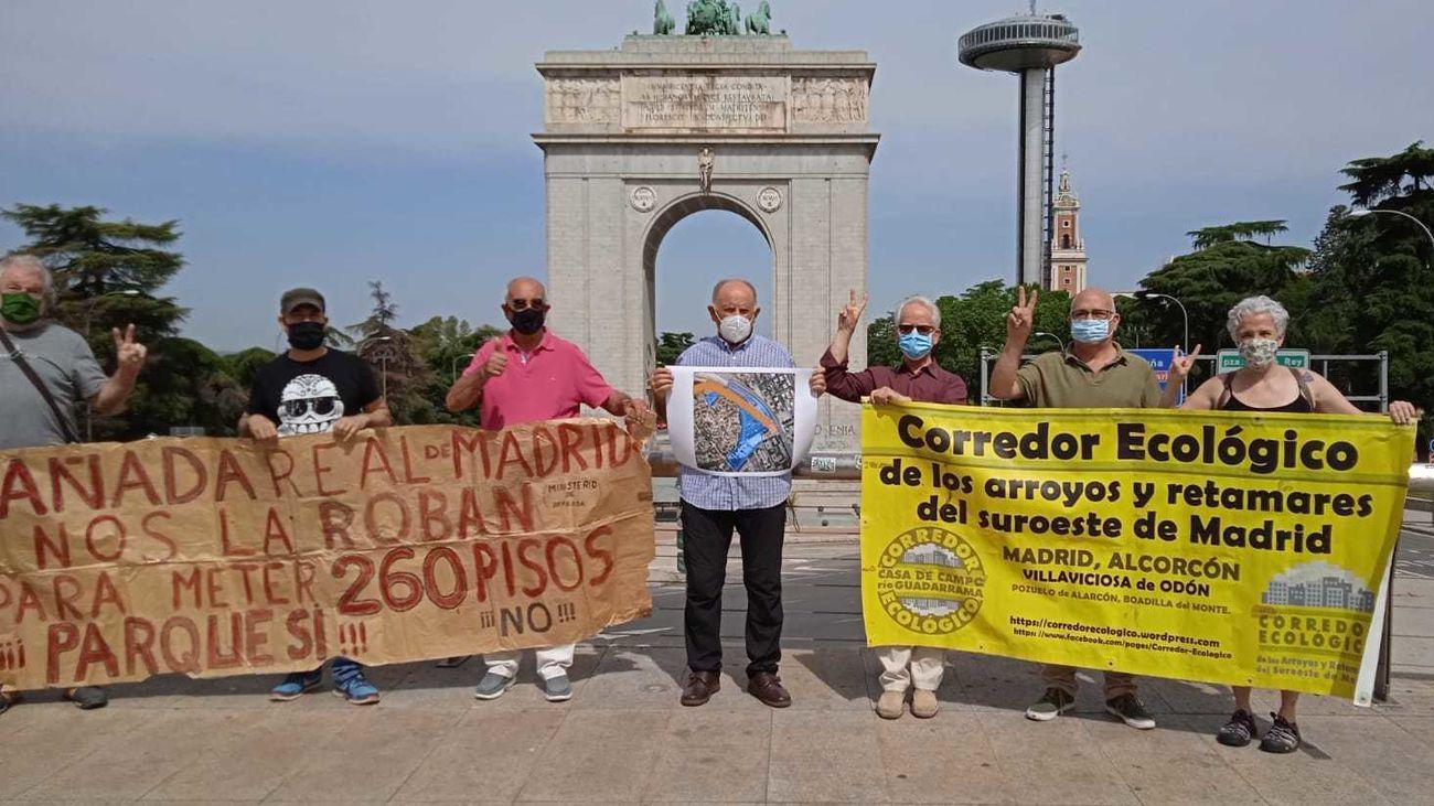 Declarada desierta la subasta de terrenos de Defensa en el barrio de Colonia Jardín, en Campamento