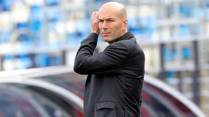 Zidane, dos formas diferentes de marcharse