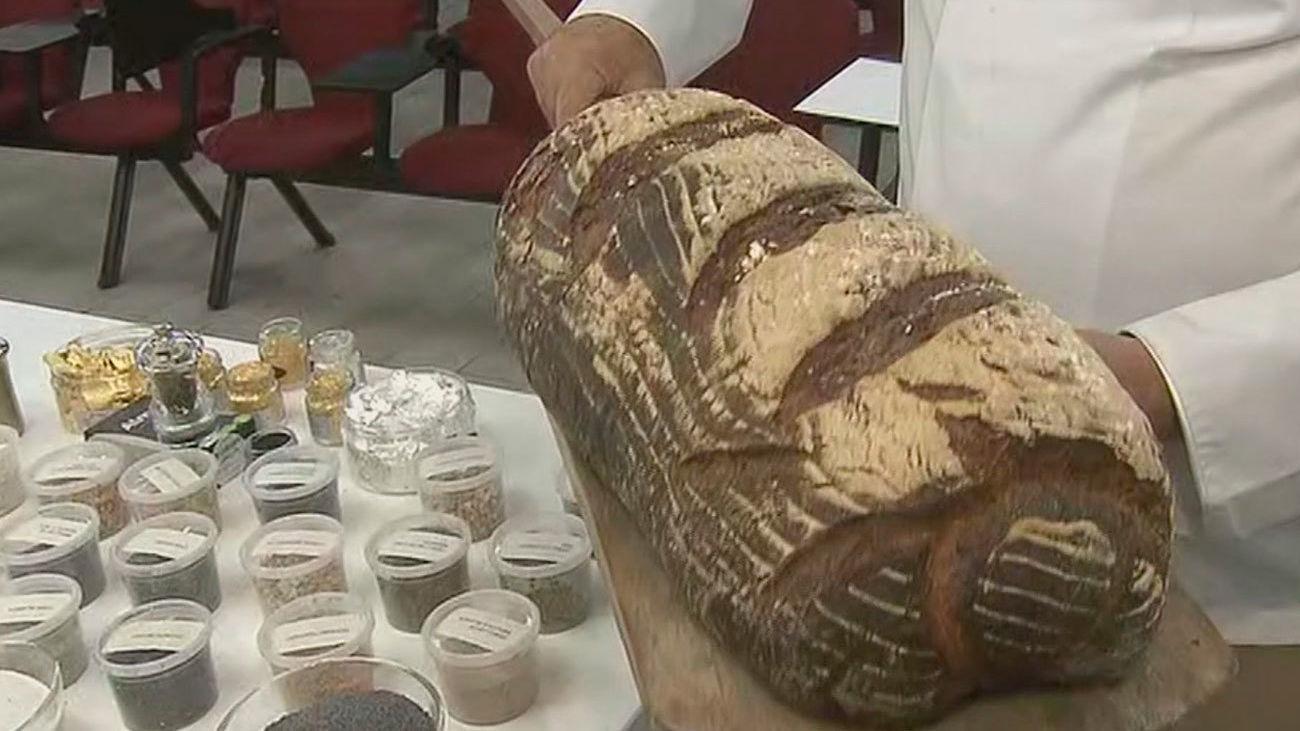 El pan más caro del mundo se presenta en Madrid Fusión