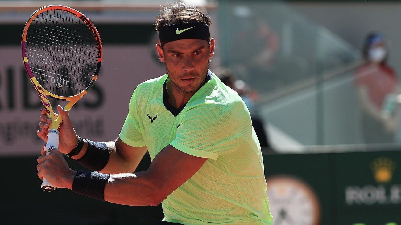 Nadal inicia la conquista de su 14º Roland Garros con victoria ante Popyrin