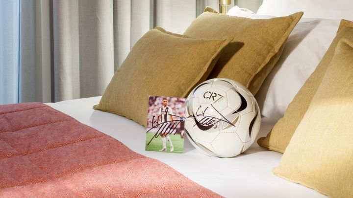 Cristiano Ronaldo sigue invirtiendo en Madrid y abre su hotel en Gran Vía