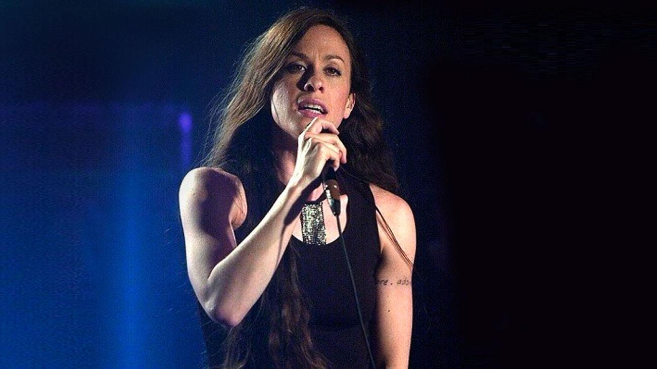 Alanis Morissette actuará en el WiZink Center de Madrid el 11 de noviembre