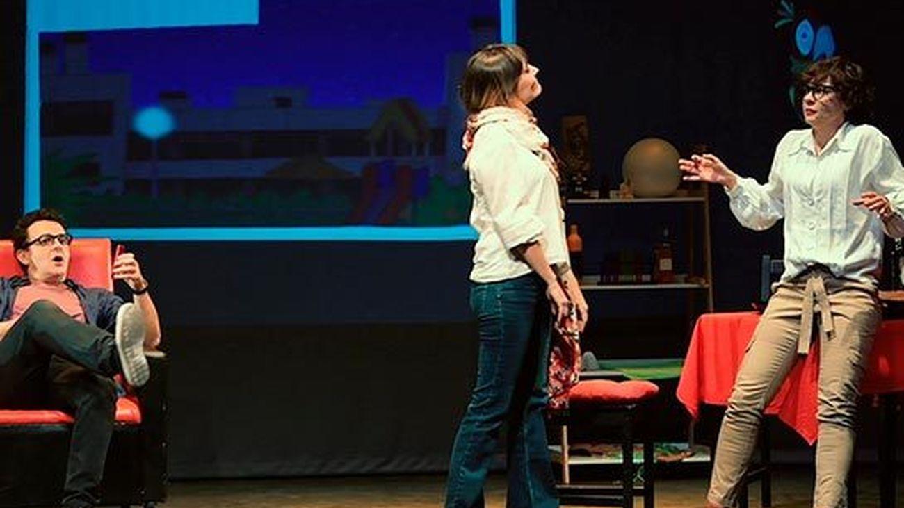 'Liad@s', una comedia sobre el intercambio de parejas en el Teatro Maravillas