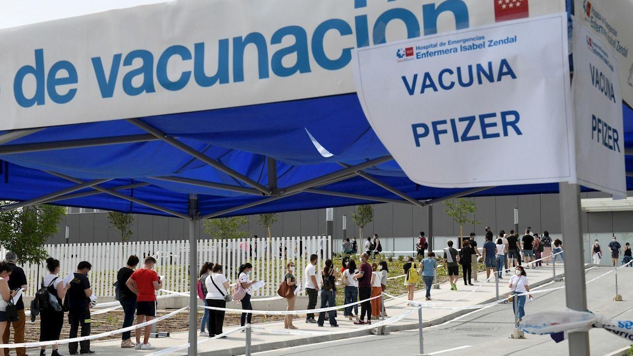 Madrid notifica 865 casos nuevos y 8 fallecidos más por Covid