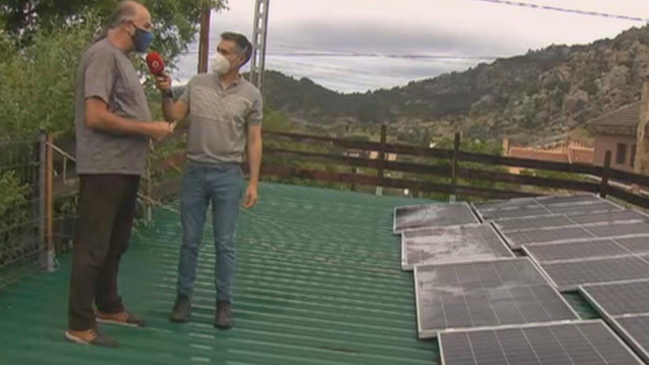 Los paneles solares como alternativa al nuevo recibo que encarece la luz