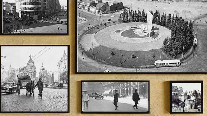 ¿Sabes cómo era Madrid hace un siglo?