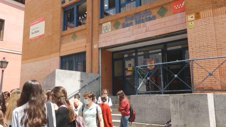 El instituto de Madrid que no conoce la palabra 'suspenso'
