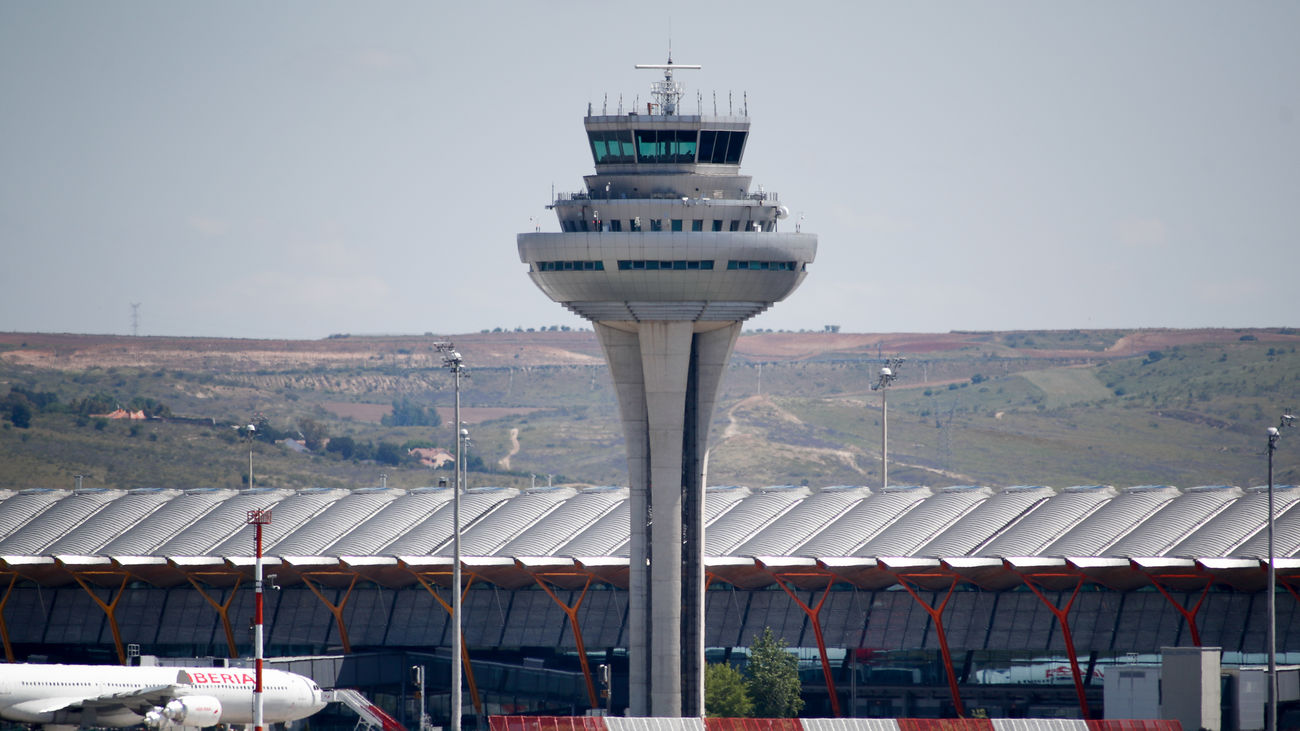 El aeropuerto Adolfo Suárez-Madrid Barajas se prepara para la llegada de turistas