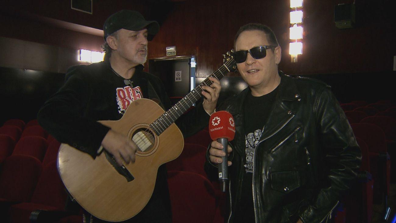 Homenaje al rock de los 80 en el teatro Fígaro de Madrid