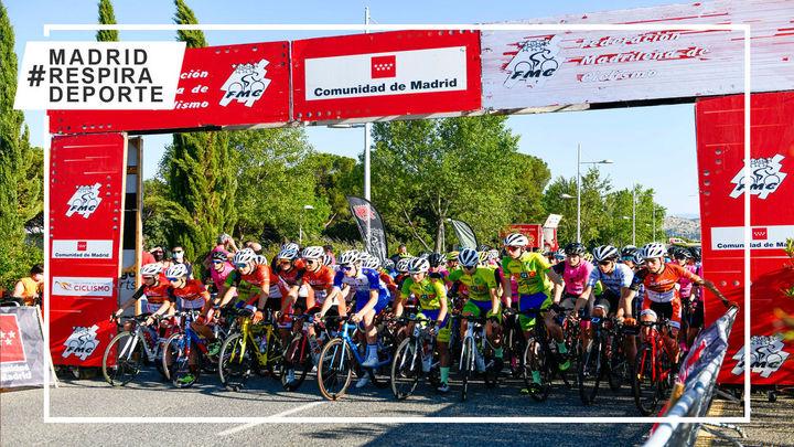 Villanueva de la Cañada recibió a más de 300 ciclistas en el Trofeo FMC