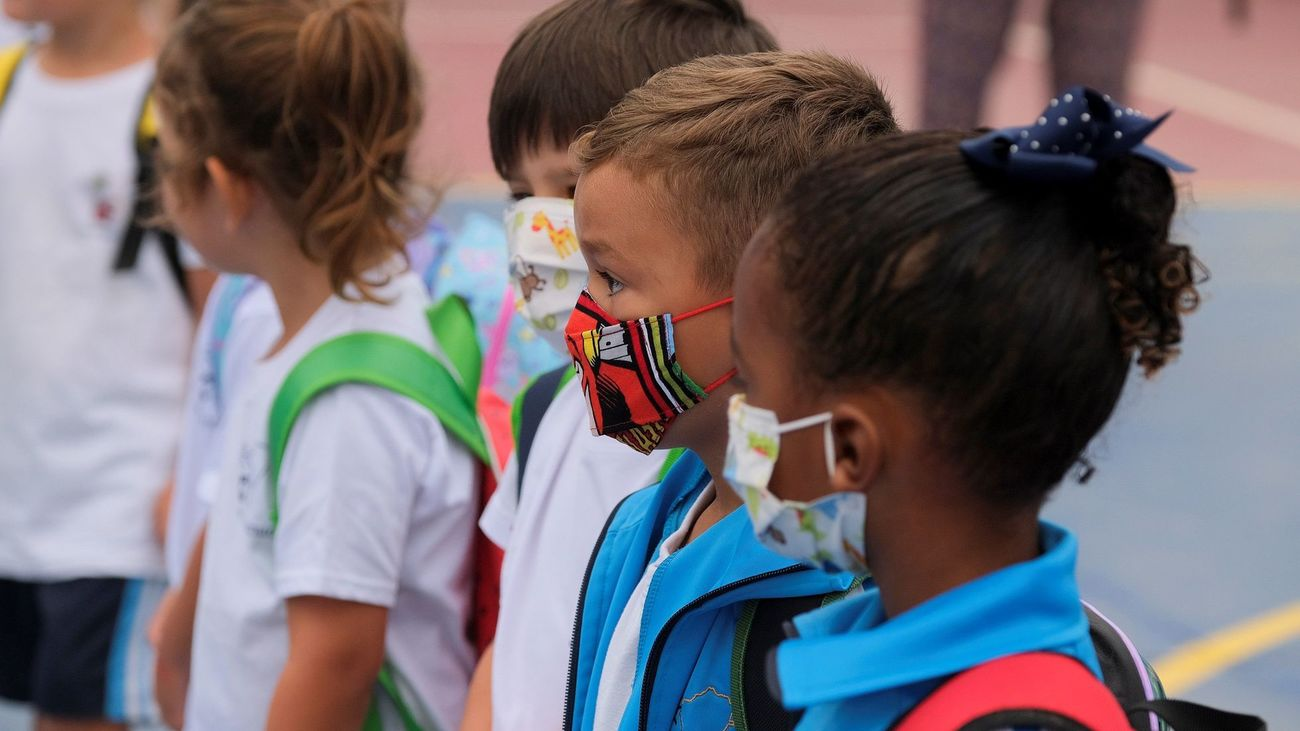 La  pandemia pasa factura a niños y adolescentes