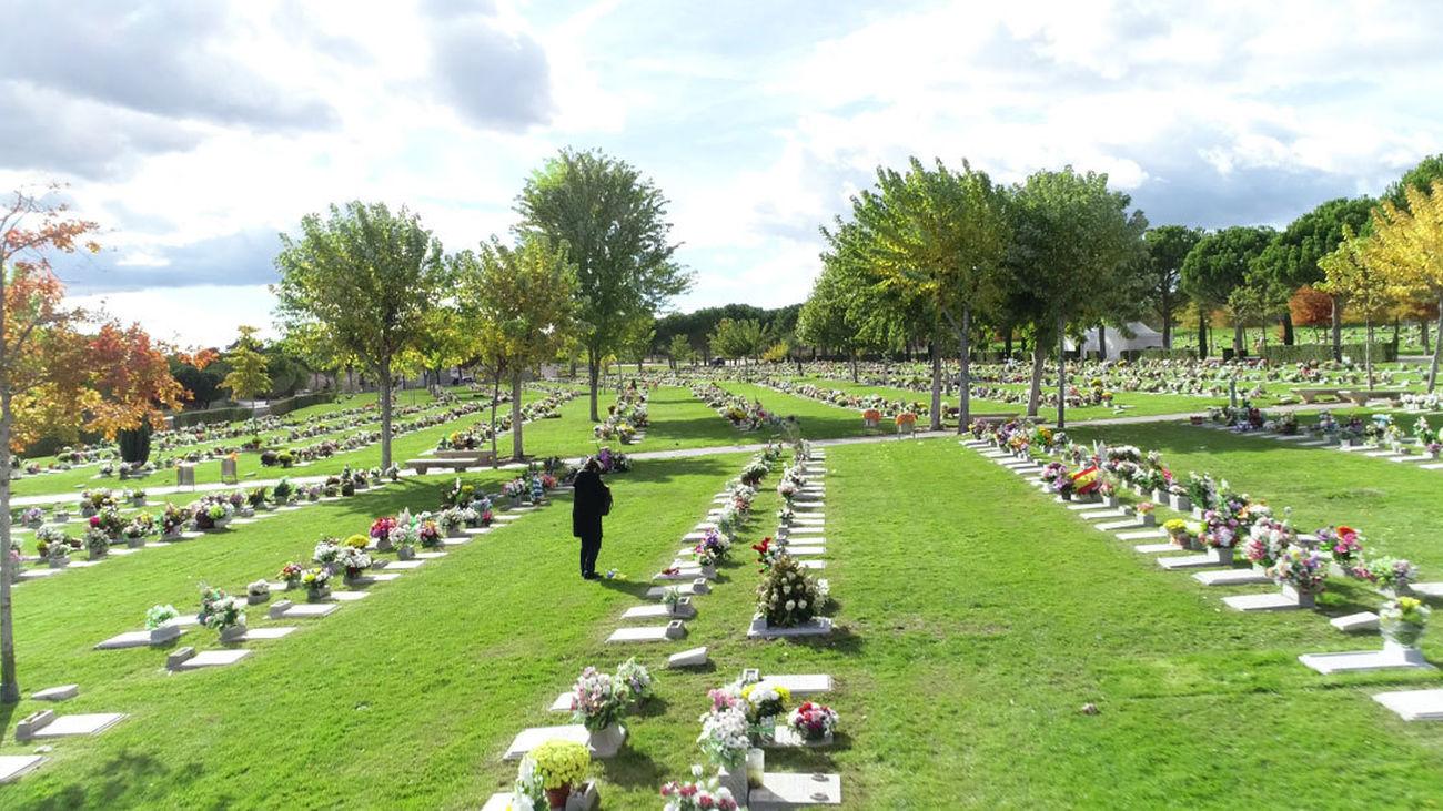 Parque Cementerio de la Paz