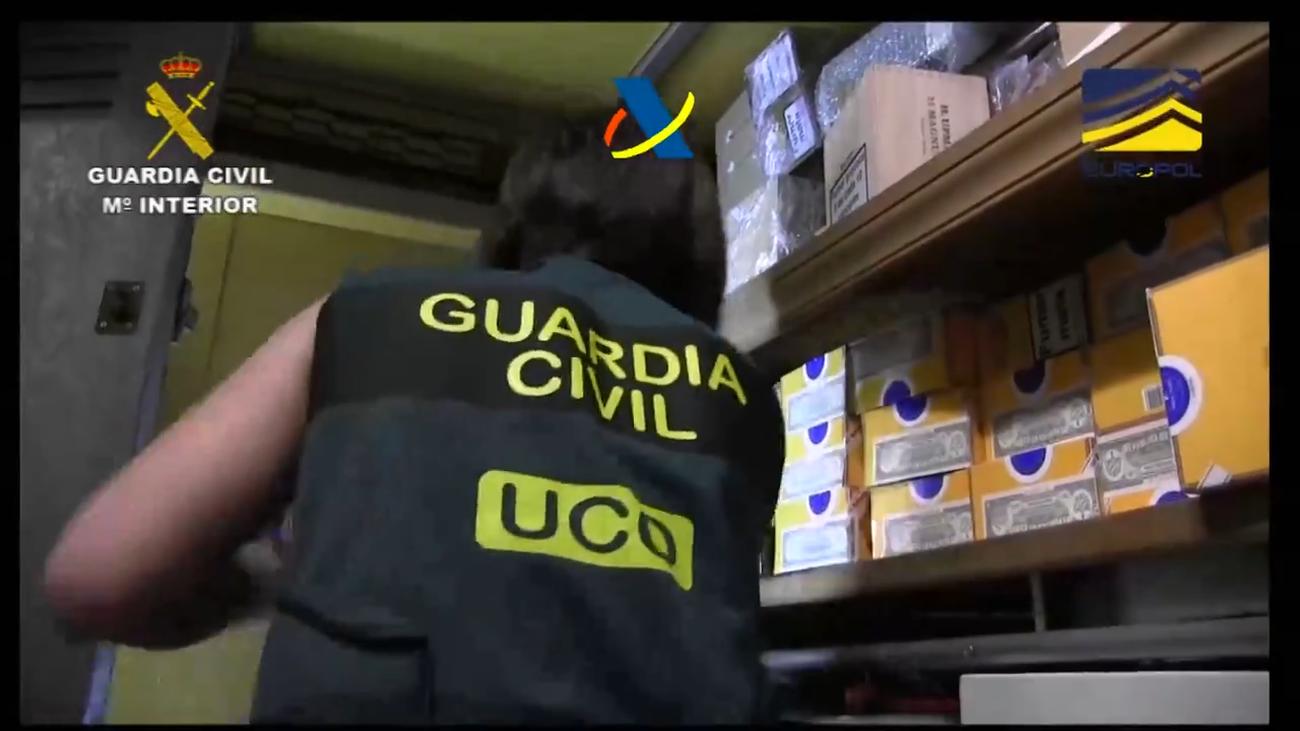 La banda china desarticulada en Madrid tenía a varias mujeres explotadas en un chalet de Pozuelo