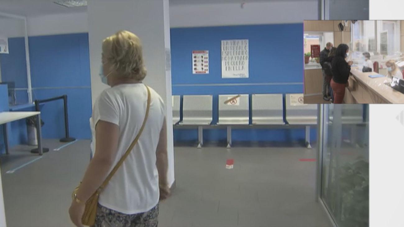 Ya no hay puntos de control en los centros de salud de Madrid, que vuelven a las citas presenciales