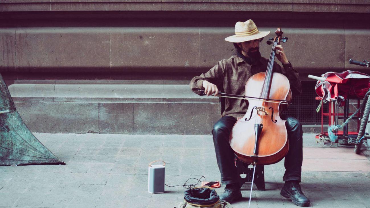 Estas son las nuevas medidas que deben seguir los músicos callejeros