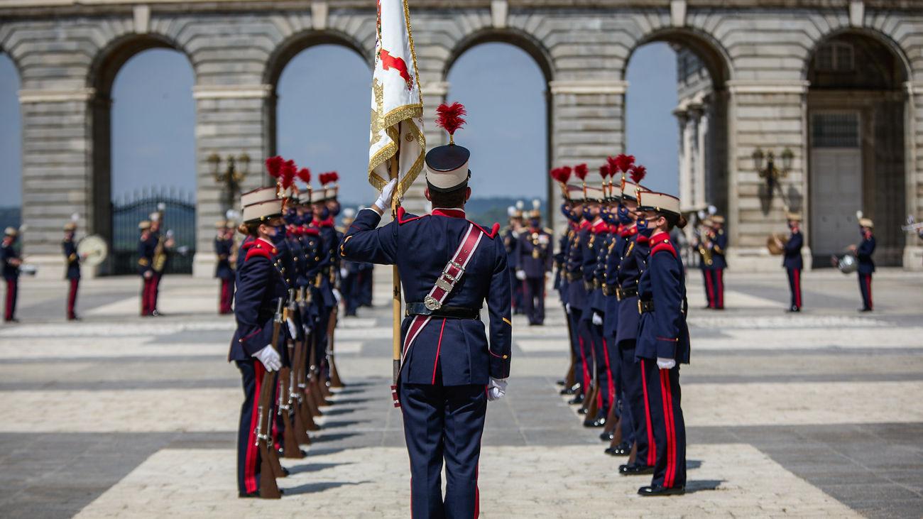 La Guardia Real española, la más antigua del mundo