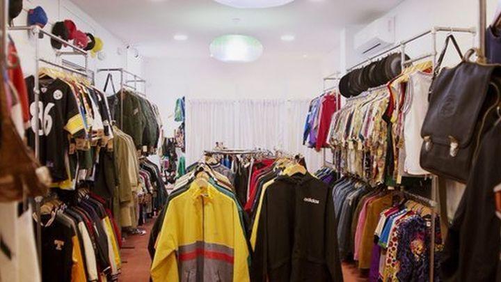 Madrid se rinde a la moda de la ropa vintage