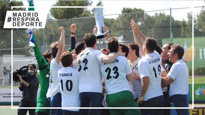 El Club de Campo acapara los premios de la Liga de hockey hierba masculina y femenina