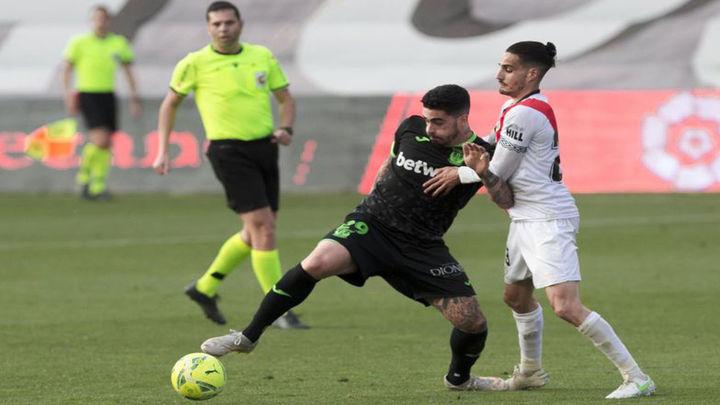 Rayo-Leganés, en busca del ascenso y con  1.500 espectadores