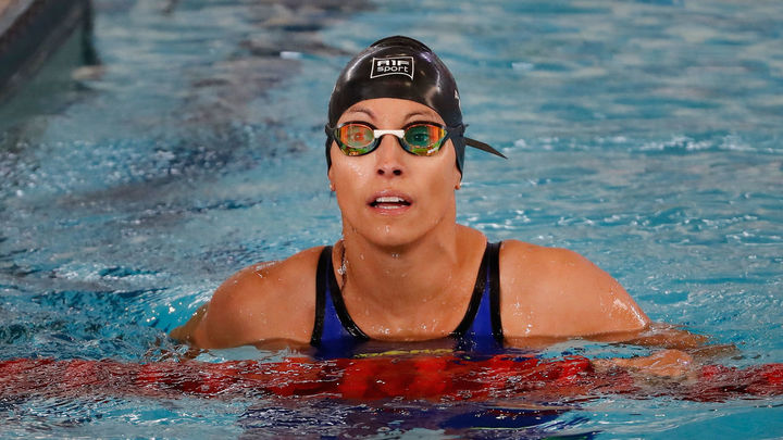 """Teresa Perales, Premio Princesa de Asturias del Deporte: """"El agua es libertad y felicidad porque soy dueña de mi cuerpo"""""""