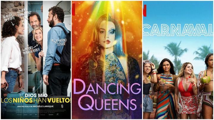 Estrenos de cine... contados de otra manera:  'brilli brilli' y muchas lentejuelas en los estrenos de la semana